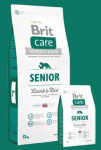 Brit Care Dog Senior Lamb & Rice 12 kg