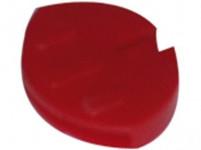 rozlišovač klíčů plastový (4ks) - mix barev