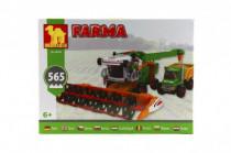 Stavebnice Dromader Farma kombajn 28703