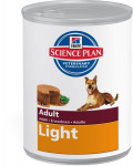 Hill's Canine konz. Adult Light 370 g