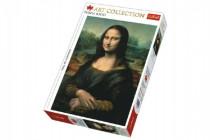 Puzzle Mona Lisa 1000 dílků 48x68cm