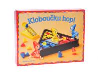 Společenská hra Kloboučku hop! - VÝPRODEJ
