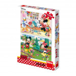 Walt Disney Pracovitá Minnie 2x77D