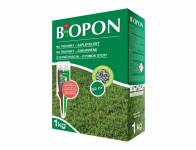 Hnojivo BIOPON na trávník proti plevelům 1kg + elixír ZDARMA