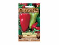 Osivo Paprika zeleninová k rychlení BEATRIX F1 – hybrid - VÝPRODEJ