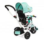 Dětská tříkolka Toyz WROOM turquoise 2019 - VÝPRODEJ