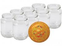 sklenice zavařovací 720ml TWIST 82 + víčka MED (8ks)