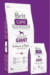 Brit Care Dog Grain-free Giant Salmon & Potato 1kg