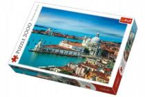 Puzzle Benátky, Itálie 2000 dílků 96x68cm