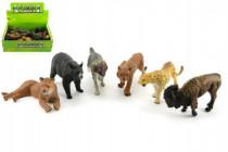 Zvířátka safari ZOO plast 10cm - mix variant či barev