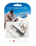 Hračka cat Laser Duvo+ 5 v 1