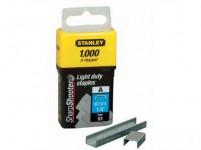 spony 6mm typ A (1000ks) STANLEY