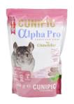 Cunipic Alpha Pro Chinchilla - činčila 500 g