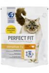 Perfect Fit CAT Sensitive 1+ s krůtím 750g