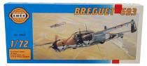 Model Breguet 693 13,2x21cm