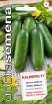 Dobrá semena Okurka salátová do skleníku - Kalimero F1 MIKRO 10s - VÝPRODEJ