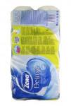 Wc toaletní papír ZEWA Deluxe Aqua Tube White 3V 8ks