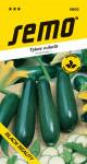 Semo Tykev cuketa - Black Beauty tmavě zelená 1,5g