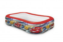 Bazén dětský nafukovací Auta/Cars