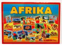 Afrika 4 logické hry společenská hra