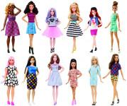 Barbie MODELKA - mix variant či barev - VÝPRODEJ