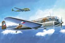 Model Aero C-3 A/B 1:72 29,5x16,6cm