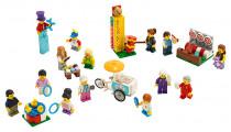 Lego City 60234 Town Sada postav – Zábavná pouť