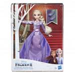 HASBRO Frozen 2 Panenka Elsa Deluxe - VÝPRODEJ
