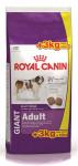 Royal Canin - Canine Giant Adult 15 kg + 3 kg zdarma