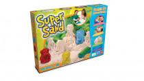 Kinetický písek Super Sand - Zvířátka - VÝPRODEJ