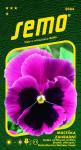 Semo Maceška zahradní - Mistral S1 růžová s okem 35s