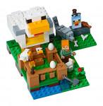 Lego Minecraft 21140 Kurník