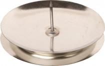 Stolní svícen stříbrný - VÝPRODEJ