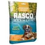Pochoutka RASCO Premium kolečka z kuřecího masa (230g) - VÝPRODEJ