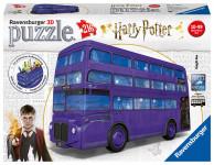 Ravensburger puzzle Harry Potter Rytířský autobus 216 dílků