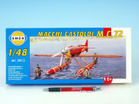 Model Macchi Castoldi M.C.72 1:48 17,5x19cm