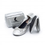 CatMotion skládací baleríny do kabelky Cinderella