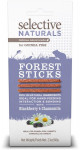 Supreme Selective snack Naturals Forest Sticks 60 g - VÝPRODEJ
