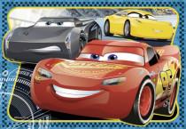 Disney Auta 3: Můžu vyhrát! 2x24 dílků
