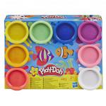 Play Doh Balení 8 ks kelímků - mix variant či barev