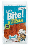 Brit DOG Let´s Bite Twister o´Chicken 80 g