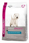 Eukanuba Dog Breed Nutr.West H. White Terrier 2,5 kg