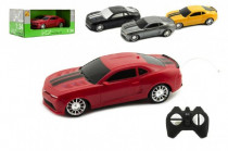 Auto RC sport na dálkové ovládání plast 15cm na baterie - mix barev