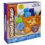 Kinetic Sand Pes/Dino Tematická sada