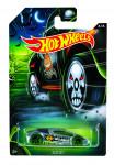 Mattel Hot Wheels Tématické auto - Halloween - mix variant či barev - VÝPRODEJ