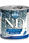 N&D DOG OCEAN Adult Herring & Shrimps 285g