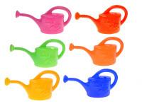 Konvička kytička plast 26x12cm 12m+ - mix variant či barev
