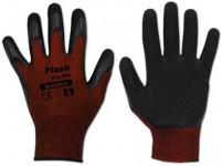 rukavice FLASH GRIP latex 6 - VÝPRODEJ