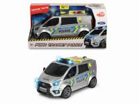 Dickie Policejní auto Ford Transit, česká verze