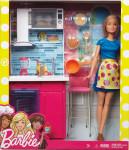 Barbie PANENKA A NÁBYTEK - mix variant či barev - VÝPRODEJ